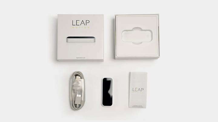 Buy our Leap Motion Controller
